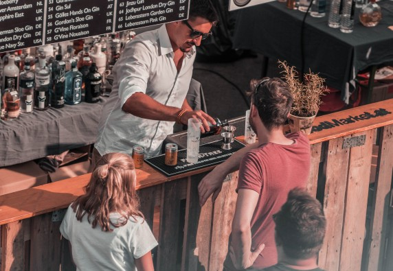 Fever-Tree Gin and Food Festivals 2019